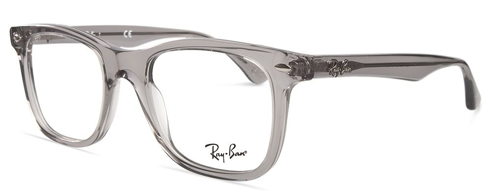 e7a57658c7 Ray-Ban 5248 2102 Transparent Grey