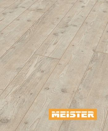Meister Laminat LD 95 / LD 95 S Bauholz hell 6279 Thumbnail Vloer