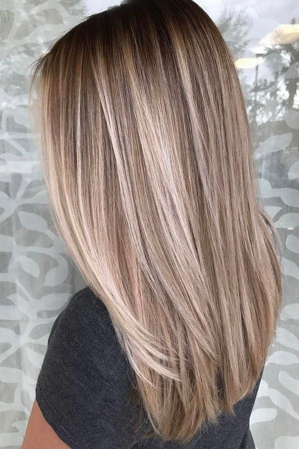 Photo of Hair Styles 2017/ 2018 51 Ultra Popular Blonde Balayage Hairstyle & Hair Paintin…