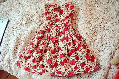 Haute Floral Print Dress - LoveItSoMuch.com
