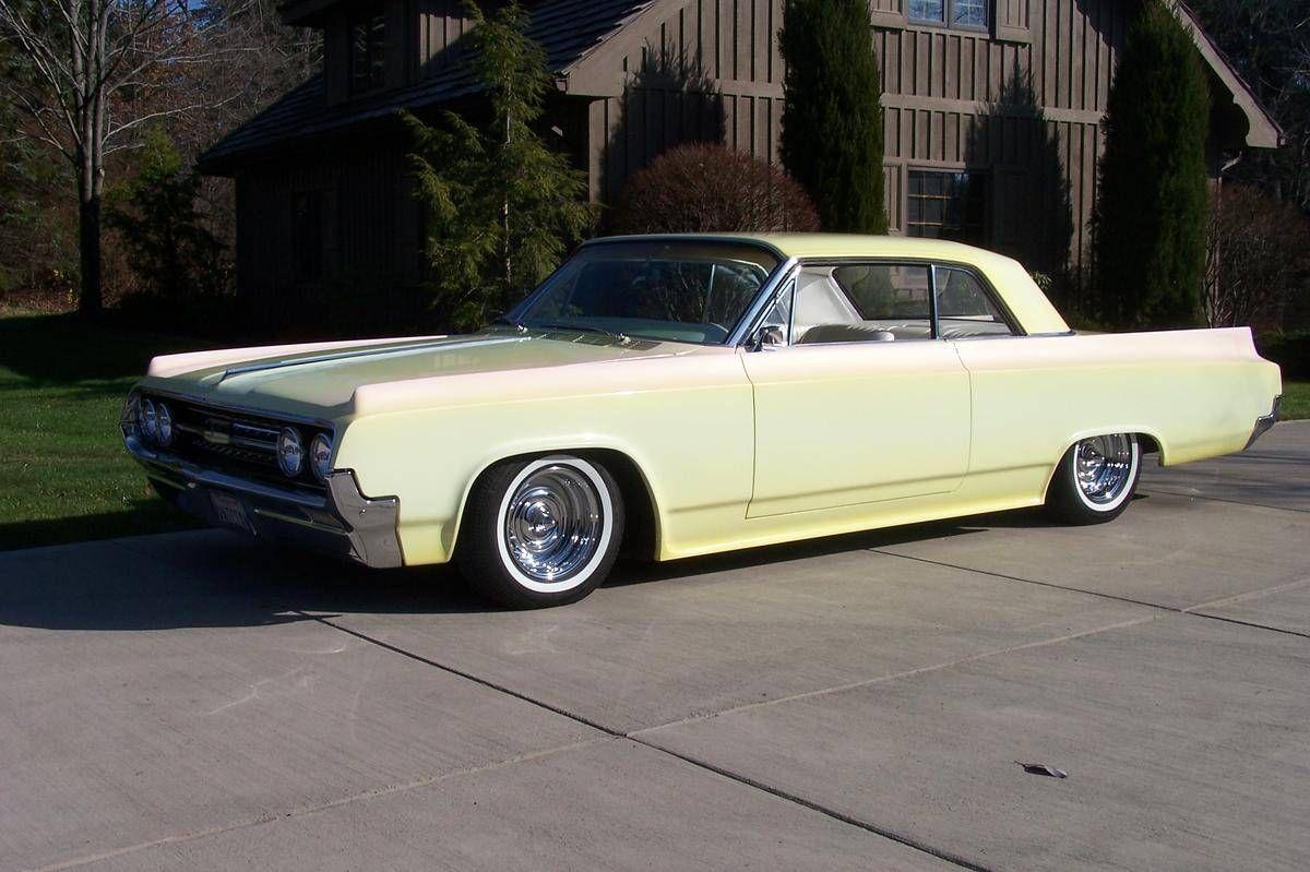 1964 Oldsmobile Dynamic 88 for Sale | carguy | Oldsmobile 88
