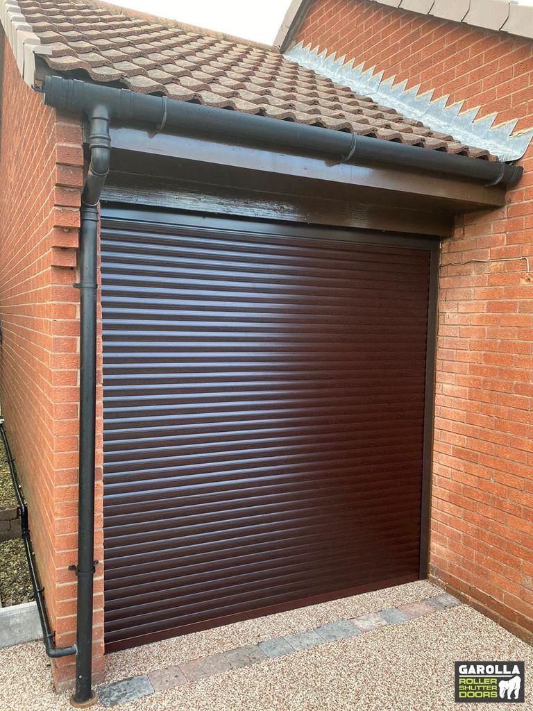 Roller Shutter Garage Doors in 2020 Patio remodel