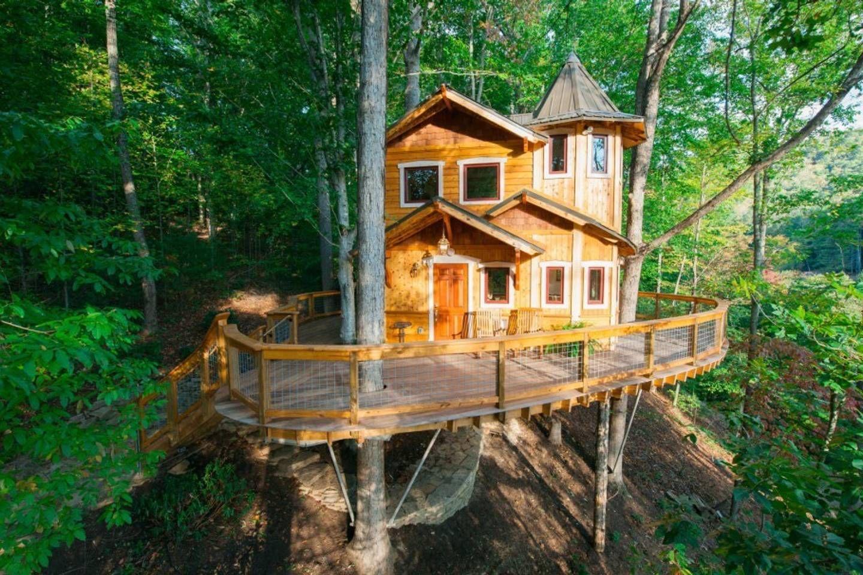 Treehouse Bucketlist Treehouses For Rent In Asheville