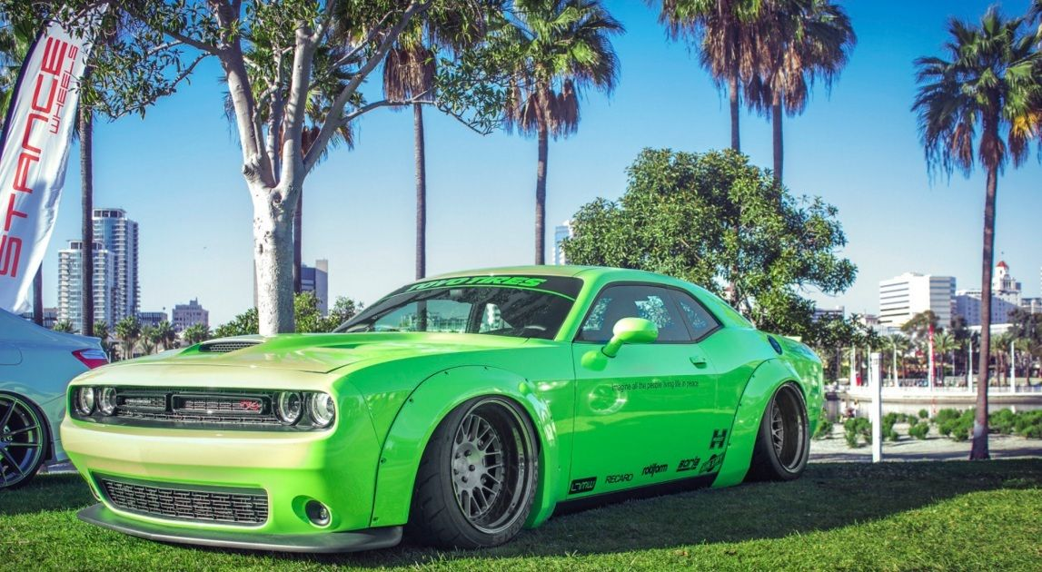 Everything You Want To Know About the Modern Muscle Cars >> http ...