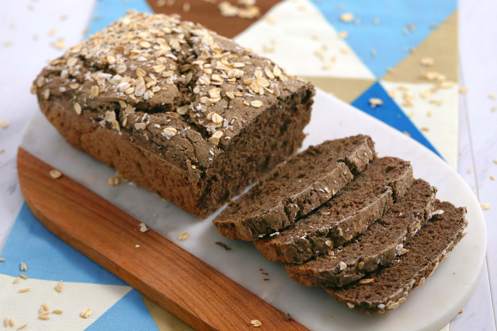 Vegan Gluten Free Bread Recipe Without Yeast Mind Over Munch Recipe Gluten Free Recipes Bread Gluten Free Bread Gluten Free Vegan Bread