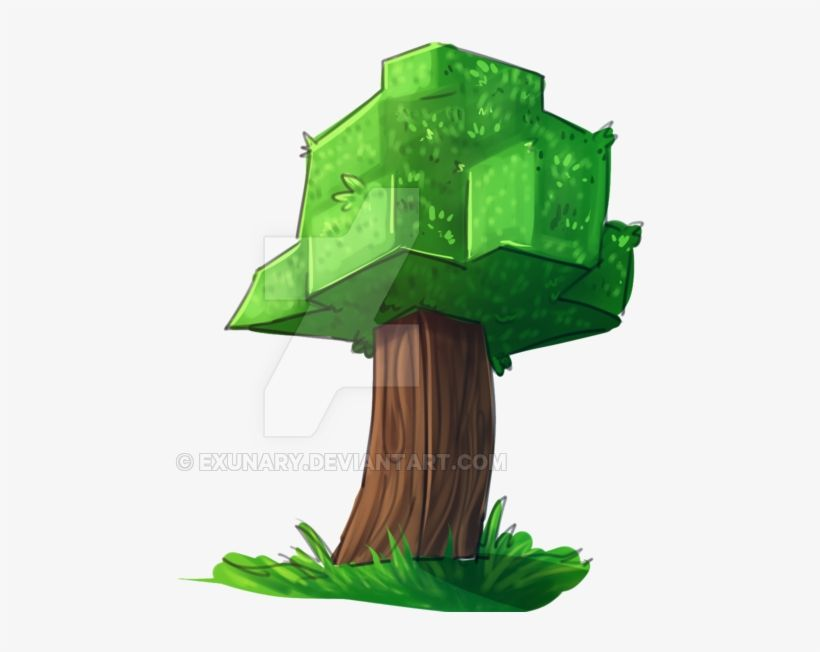 Download Minecraft Clipart Tree Derevo Majnkraft Png For Free Nicepng Provides Large Related Hd Transparent Png Minecraft Clipart Tree Doodle Minecraft Art
