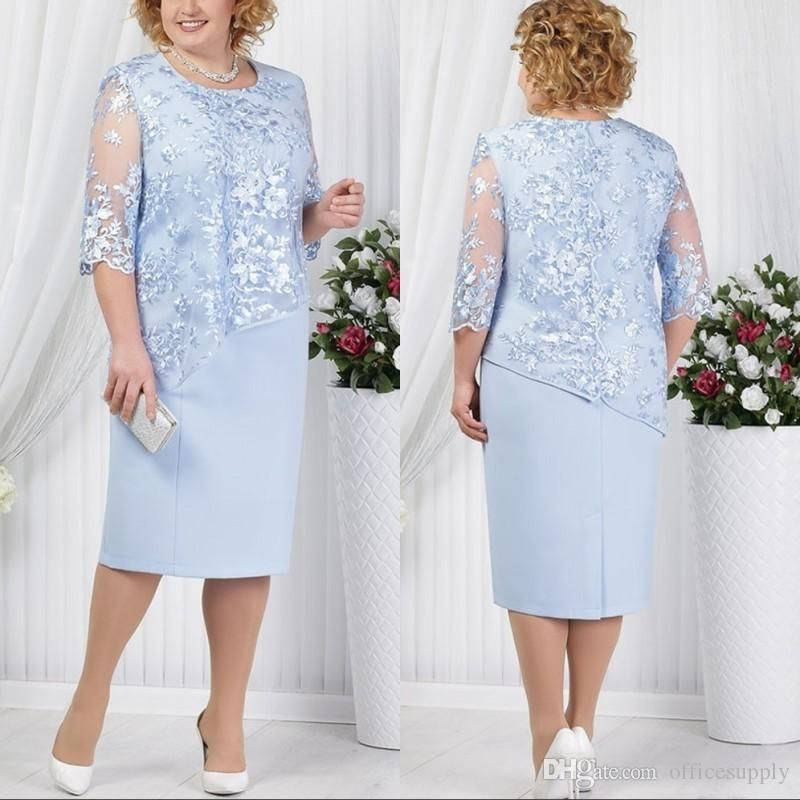 Compre Vestido De Novio De Madre De La Novia De Talla Grande Vestido De Encaje Satinado Longi Vestidos De Senora Elegantes Vestidos De Novia Vestidos De Encaje