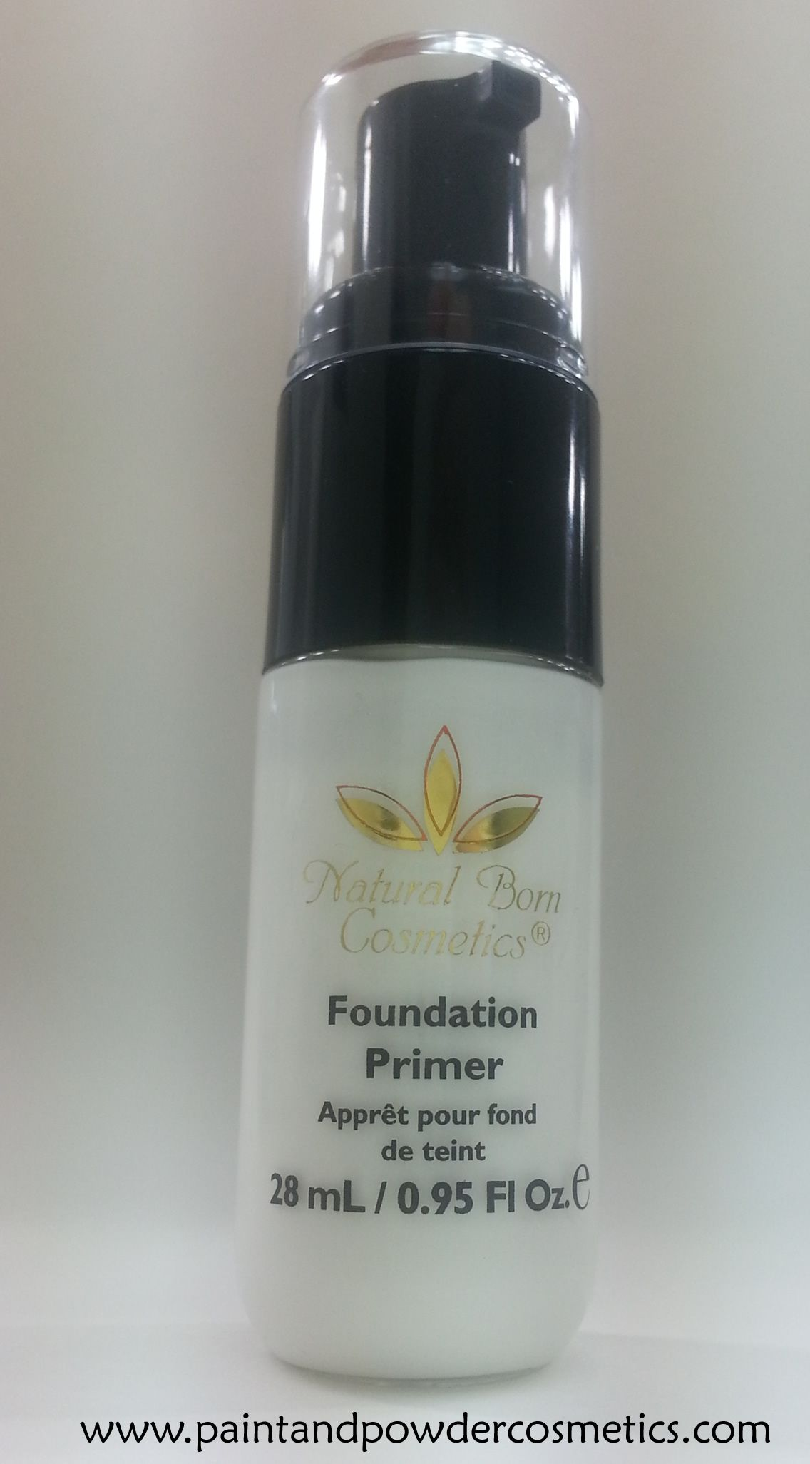 Natural Born Cosmetics Foundation Primer Foundation