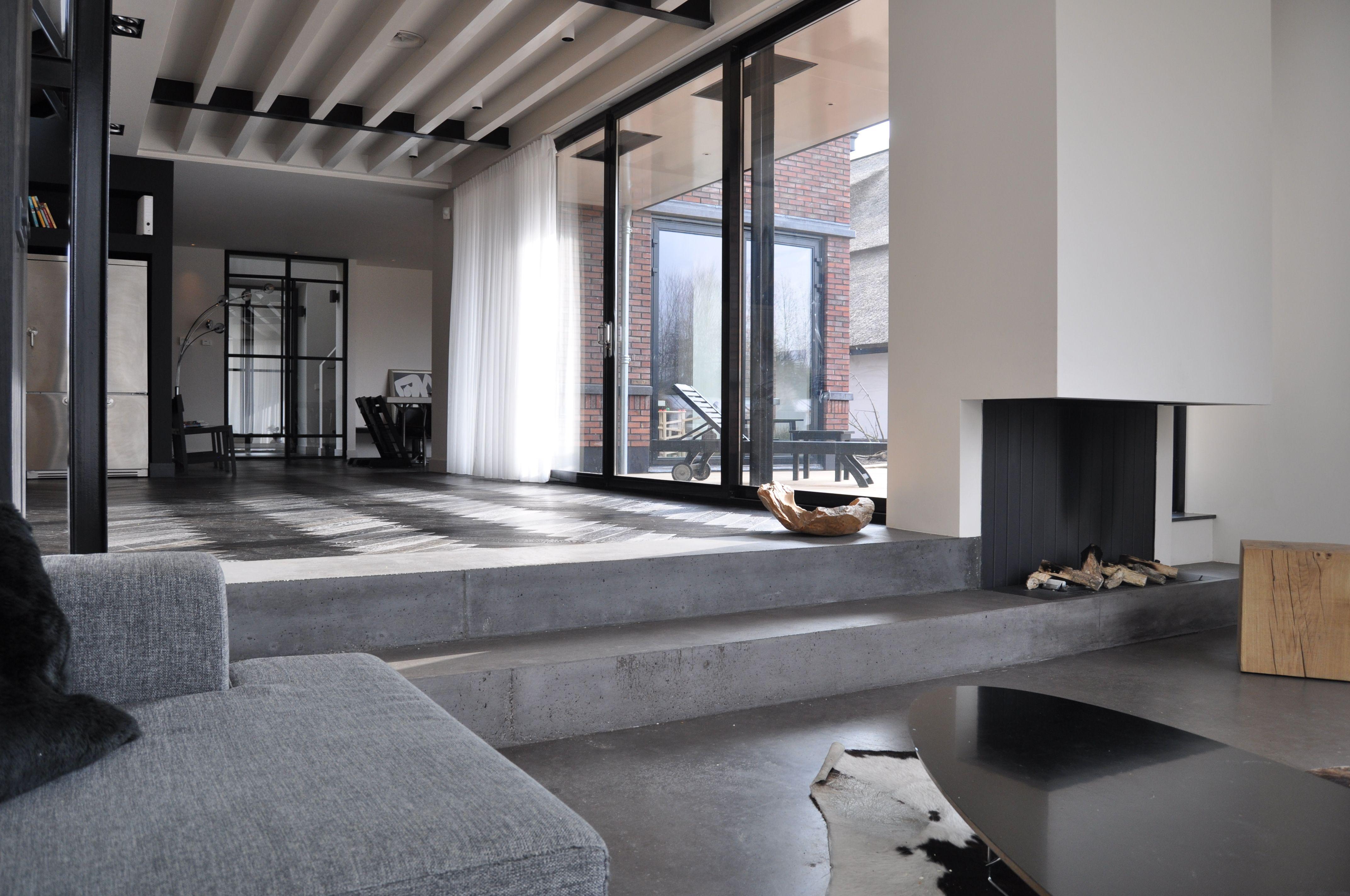 Vloerverwarming onder houten vloer dat kan martijn de wit