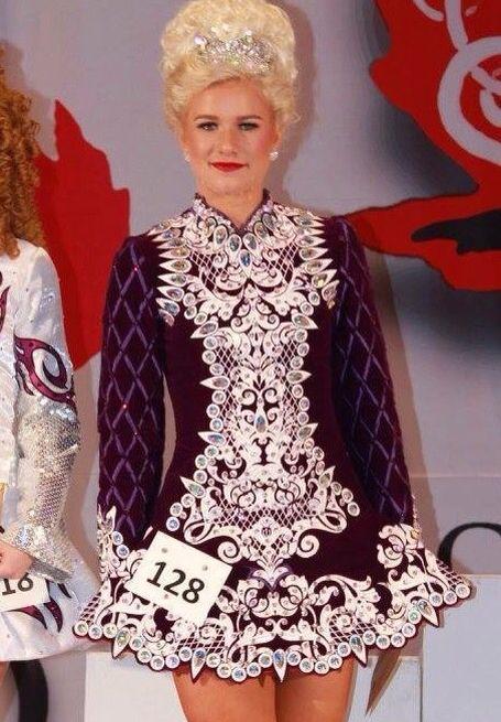 cdad91b8563   Rising Star  Irish Dance Solo Dress Costume