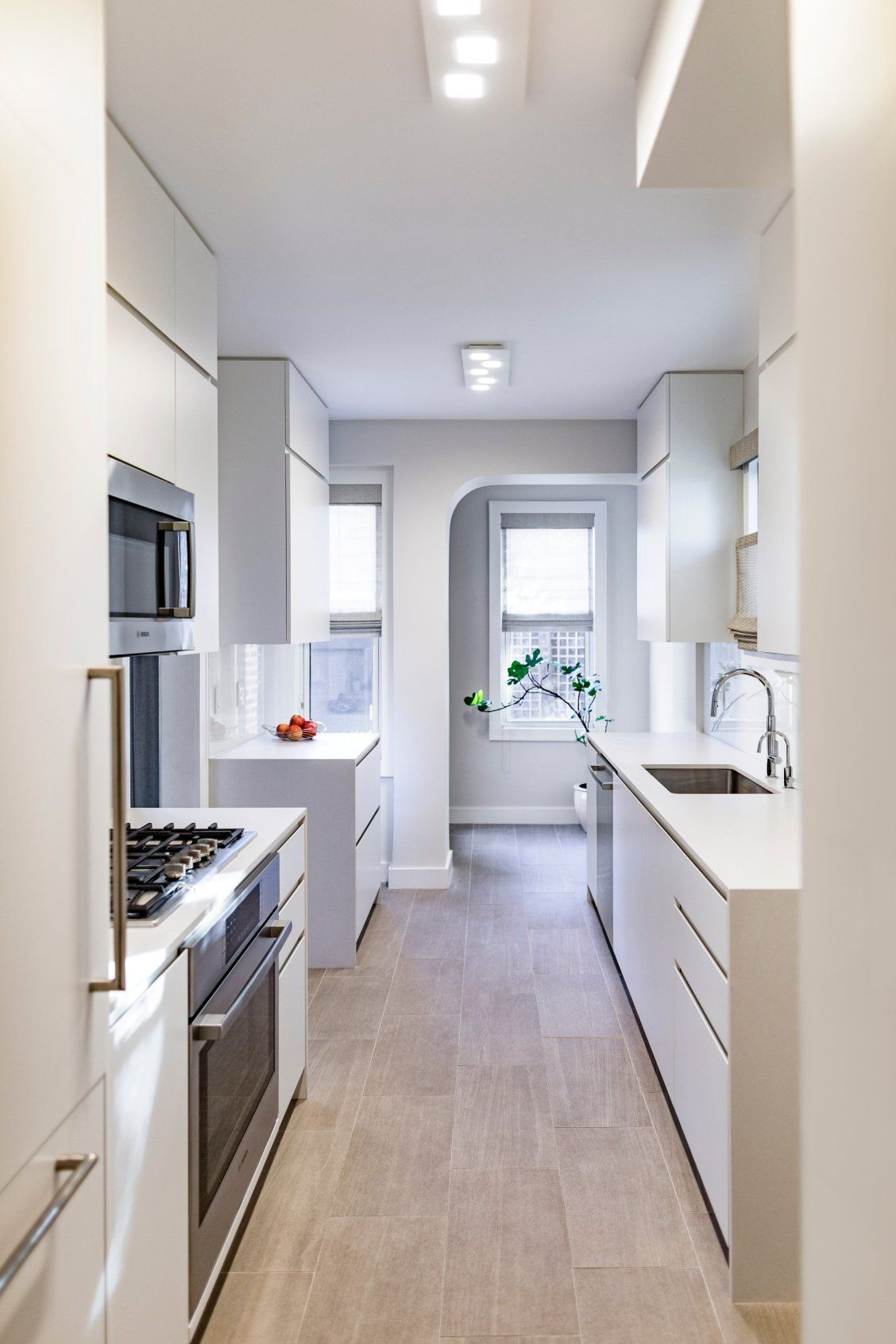 Quarter 5Light LED Flushmount in 2020 Modern kitchen