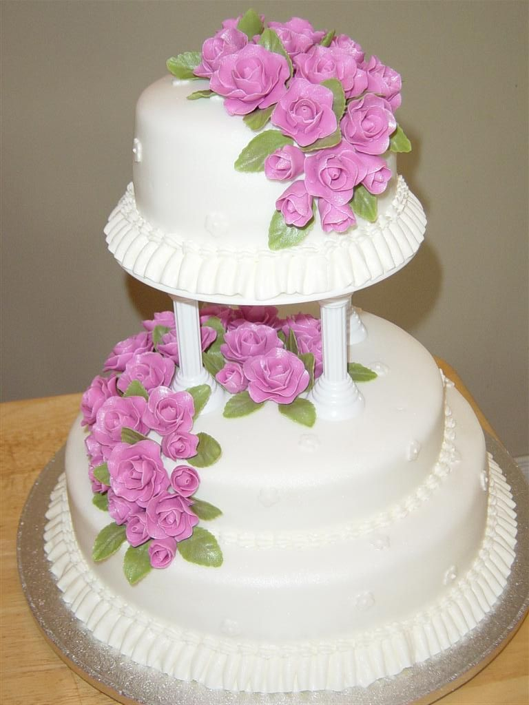 Wedding Cakes by www.Fashion-with-Style.com | Products I Love ...