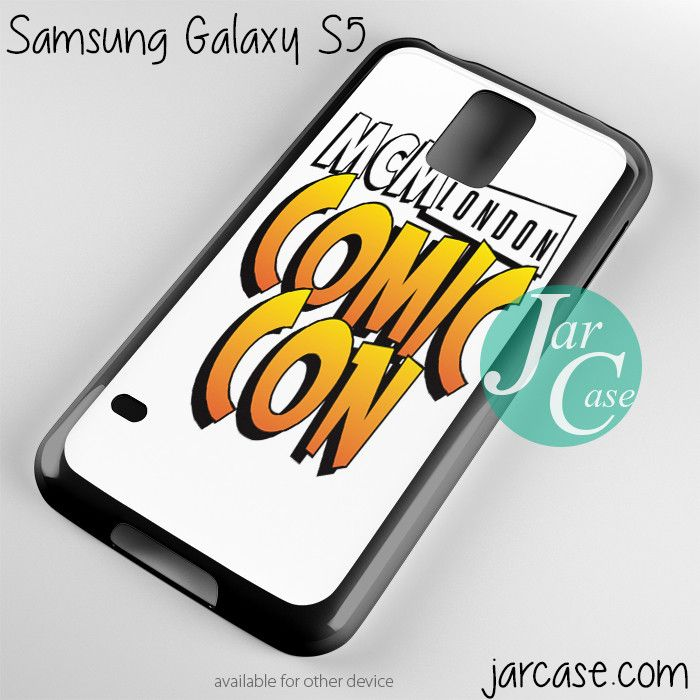 London Comic Con Phone case for samsung galaxy S3/S4/S5