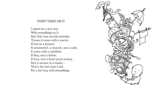 Short Shel Silverstein Quotes: Homeschool Lesson Plans