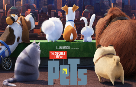 Free The Secret Life Of Pets Movie Tickets At Petsmart 6 25