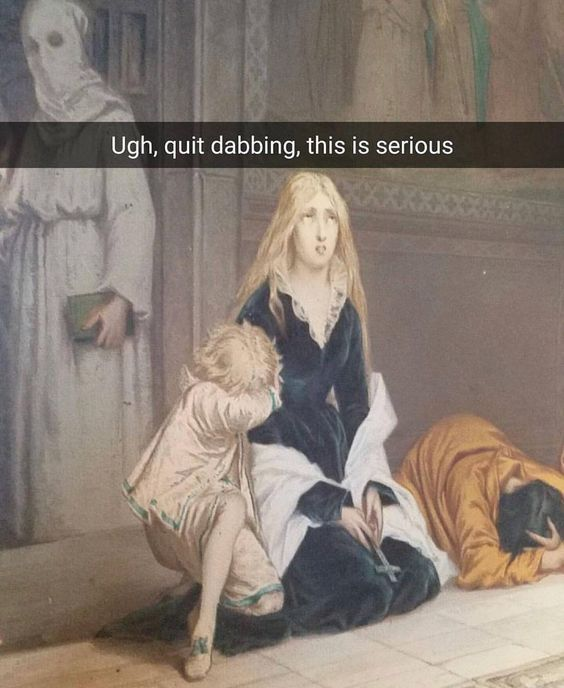 35 Funny Art Memes You Wish Were In Your Textbooks
