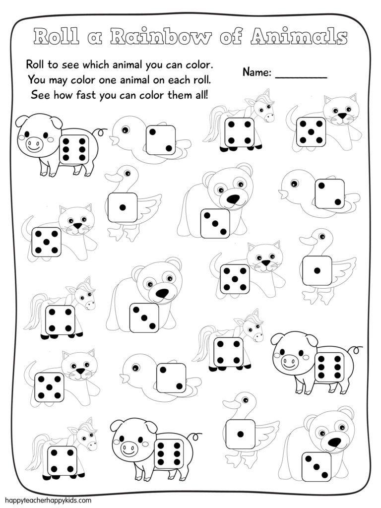 Brown Bear Brown Bear Are You Ready For School Kindergarten Math Games Kindergarten Math Free Math Games [ 1024 x 768 Pixel ]
