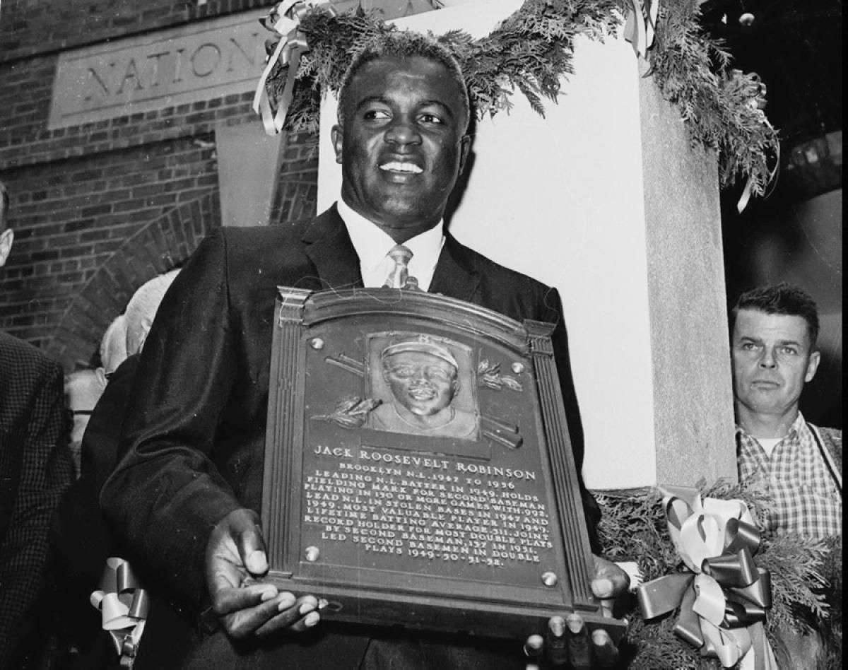 Jackie Robinson A life in pictures Jackie robinson