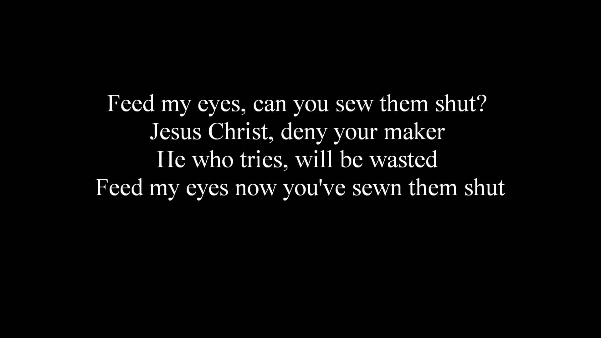 Man In The Box Alice In Chains Lyrics In Song And Description