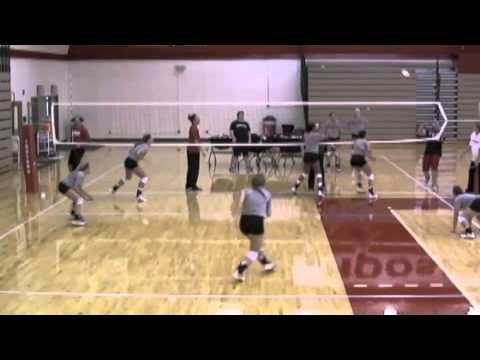 Indiana Transition Drill Volleyball Workouts Basketball Workouts Volleyball Drills