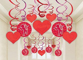 ShindigZ Valentineu0027s Day Party Supplies At 15% Off Prices | Ideas Para,  Craft And Valentine Heart