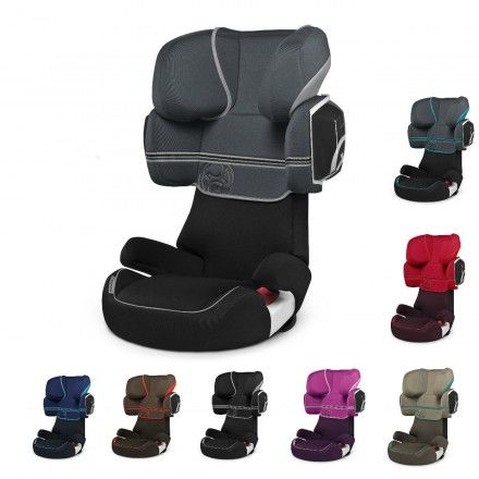 Ahora Disponible 2014 Cybex Solution X2 15 36 Kg Grupo Ii Iii Sillas De Coche Silla De Auto Cinturón De Seguridad