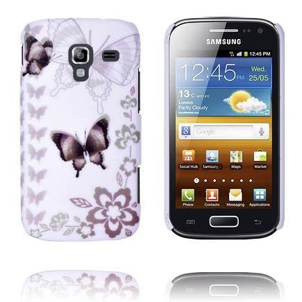 Valentine Tva Morka Fjarilar Samsung Galaxy Ace 2 Skal Galaxy Ace Galaxy Samsung Galaxy