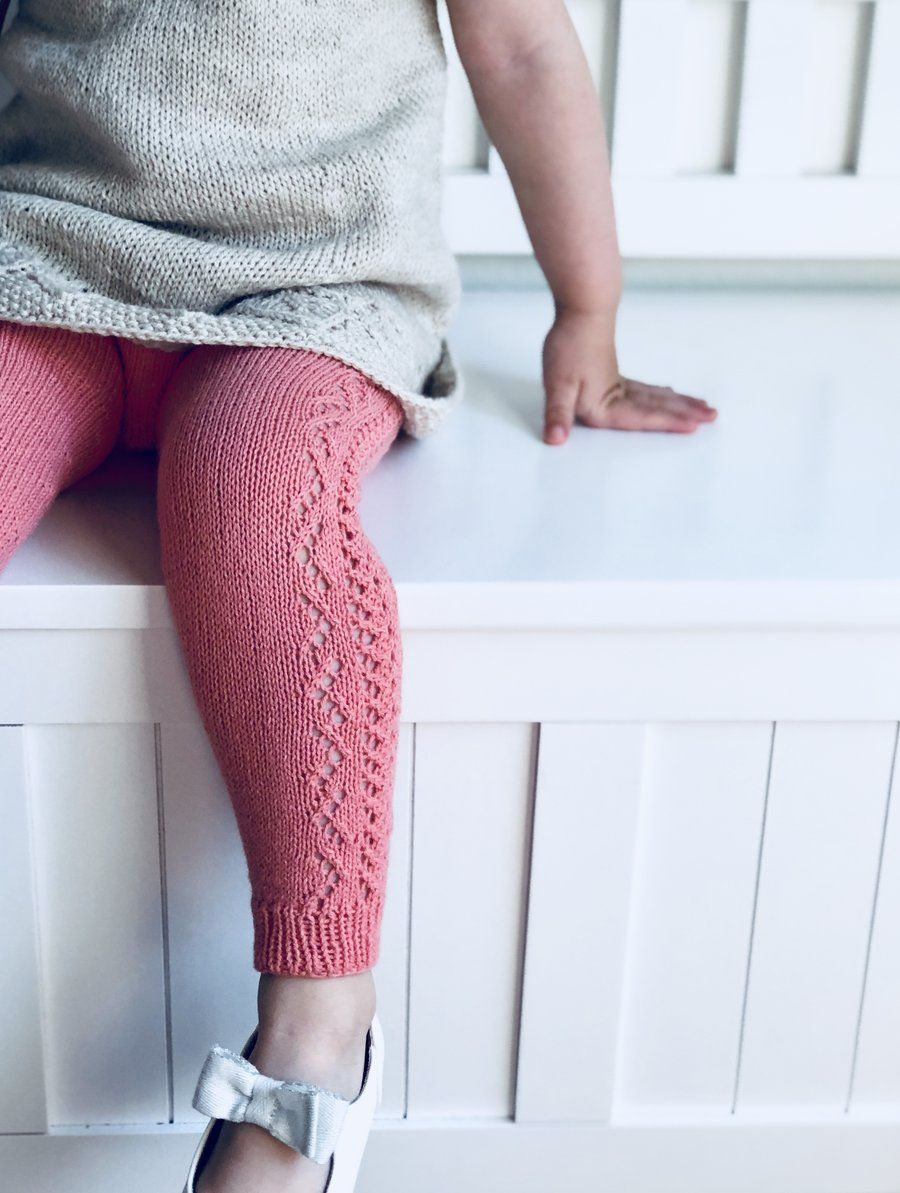 American Trends Baby Girl Leggings Infant Cable Knit Tights Toddler Seamless Ballet Dance Tights