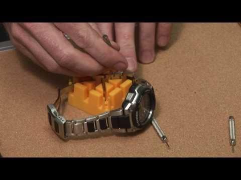 Diy Removing Watch Band Links Watch Bands Diy Diy Tutorial