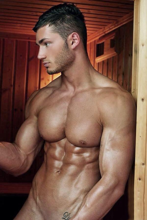 glory gay muscular