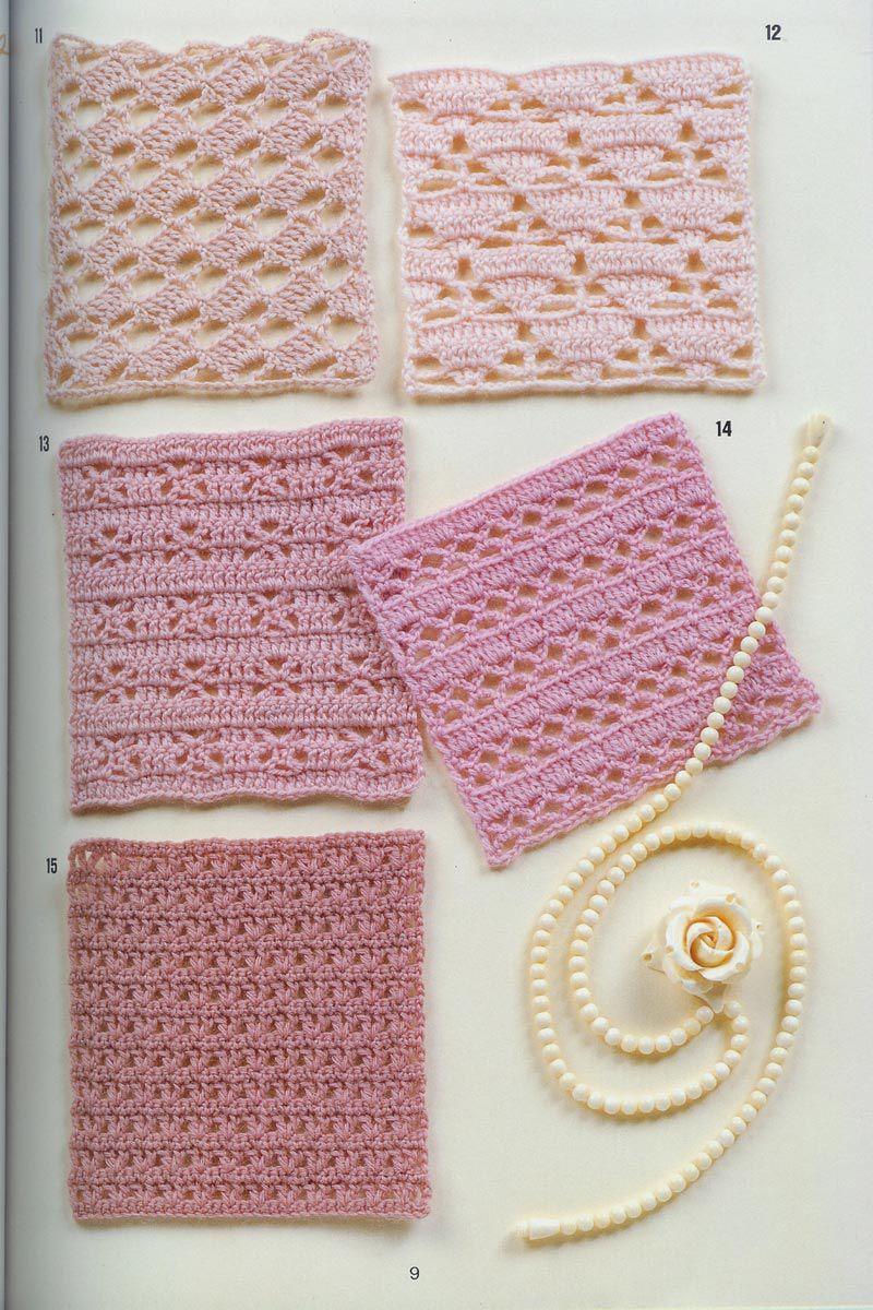 Todo crochet | Croche | Pinterest | Puntos crochet, Puntos y Patrón ...