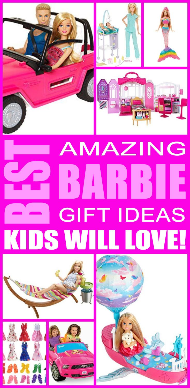 Top barbie christmas gifts