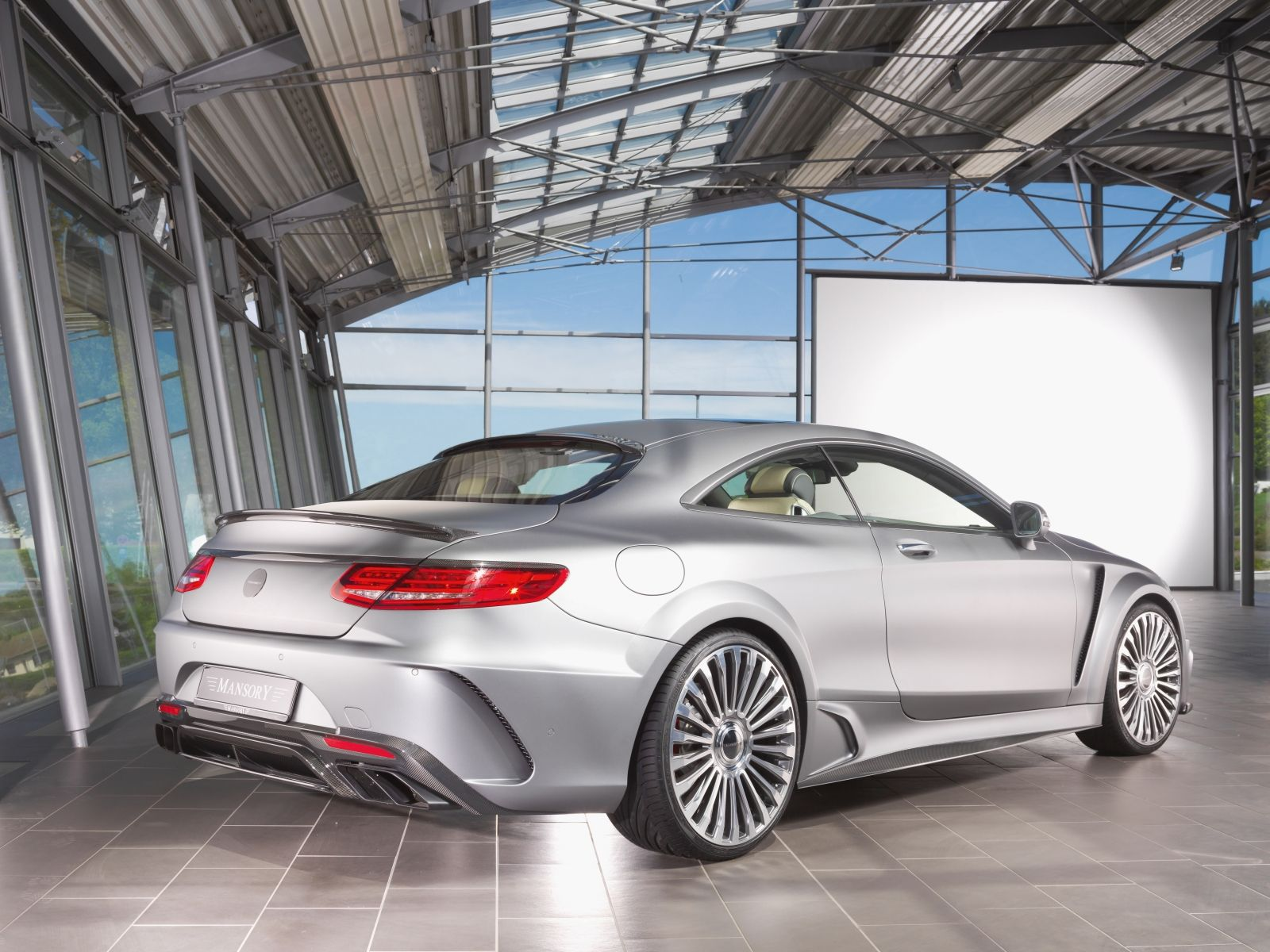 Mansory Mercedes Benz S 63 Amg Coupe Autok