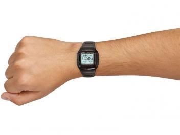 6a82b3e6c2c1 Relógio Masculino Casio Data Bank DB 36 1AVDF - Digital com Cronômetro  Resistente à Água