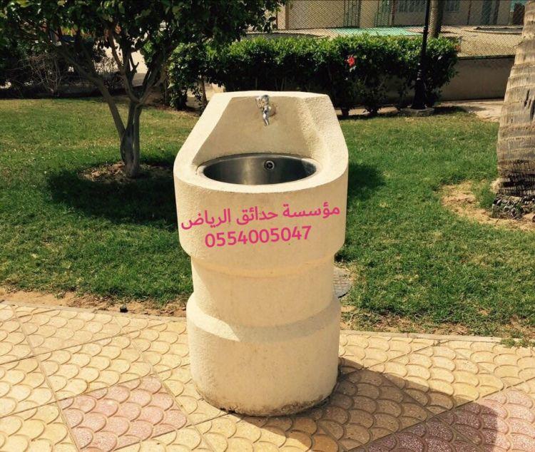 مؤسسة حدائق الرياض 0554005047 مؤسسة حدائق الرياض للحواجز الخرسانيه والحواجز التنظيمية ومستلزمات الزينه بجودة عالية وايضا تأجير وبيع لو Trash Can Labels Trash