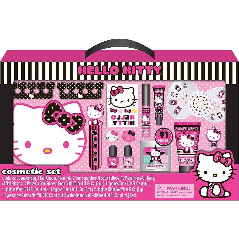 4f39da653826 Hello Kitty Mega Cosmetic Set   Check out this great product ...
