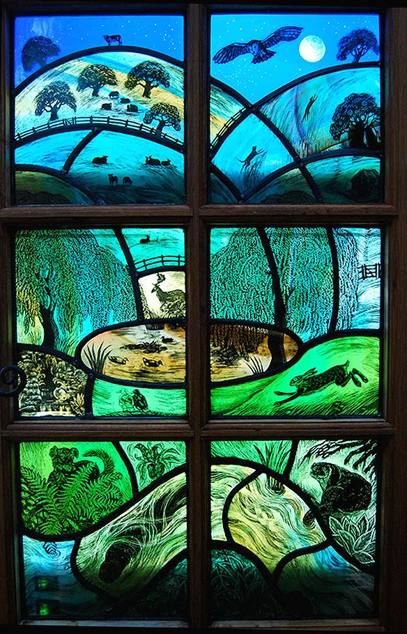 Tamsin Abbott Glass With Images Stained Glass Stained Glass