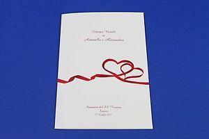 Immagini Libretto Messa Matrimonio Cerca Con Google Libretto Matrimonio Matrimonio Nozze