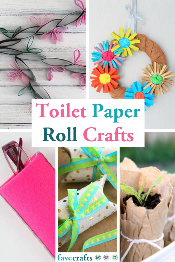 Toilet Paper Roll Crafts 62 Uses For Toilet Paper Rolls Toilet
