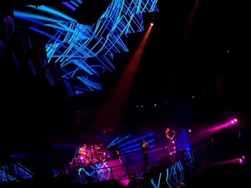 Follow Me #Muse #Staging | Muse tour. Photo. Tours