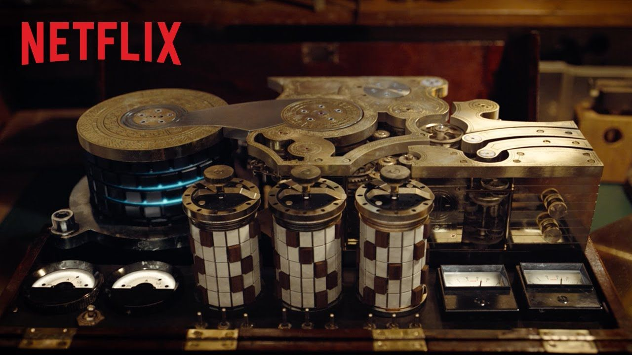 Netflix Zeitreise