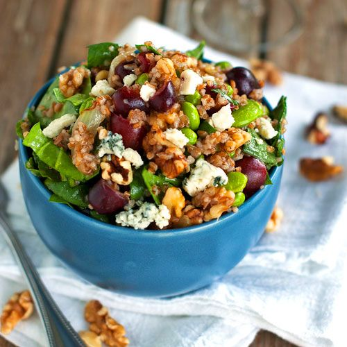 Honey Walnut Power Salad (could eat this every day!)