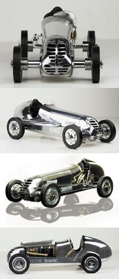 Tether Cars 168247: Silver 1930`S Bb Korn Tether Car Model 22 -> BUY IT NOW ONLY: $599 on eBay!