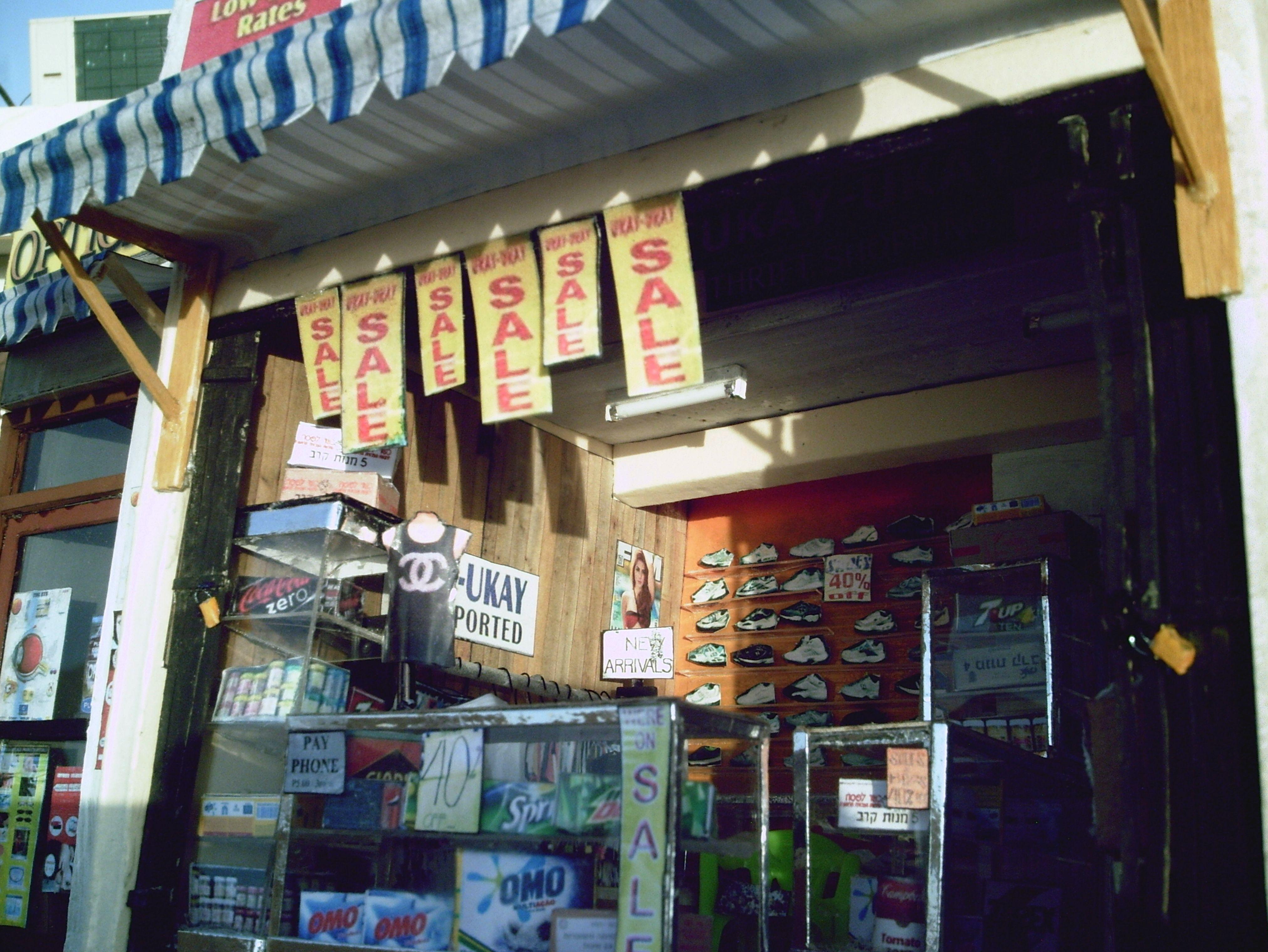 Ukay Ukay Surplus Shop Optical Clinic Internet Shop