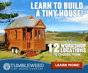Tiny House Fair Scholarships By Kent Griswold On March