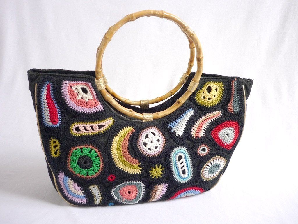 Photo of LUNA e STELLE – Borsa crochet
