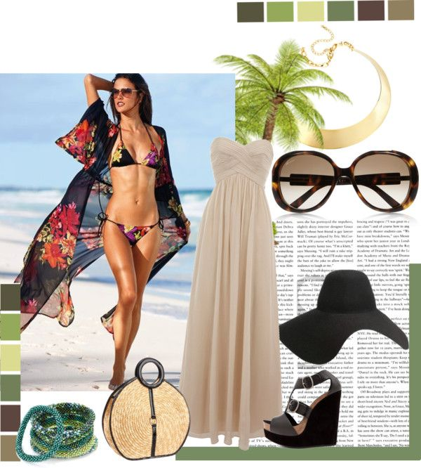 Soiree Sundays - the perfect outfits for beach and brunch via @A Whole Lotta Love and Labels