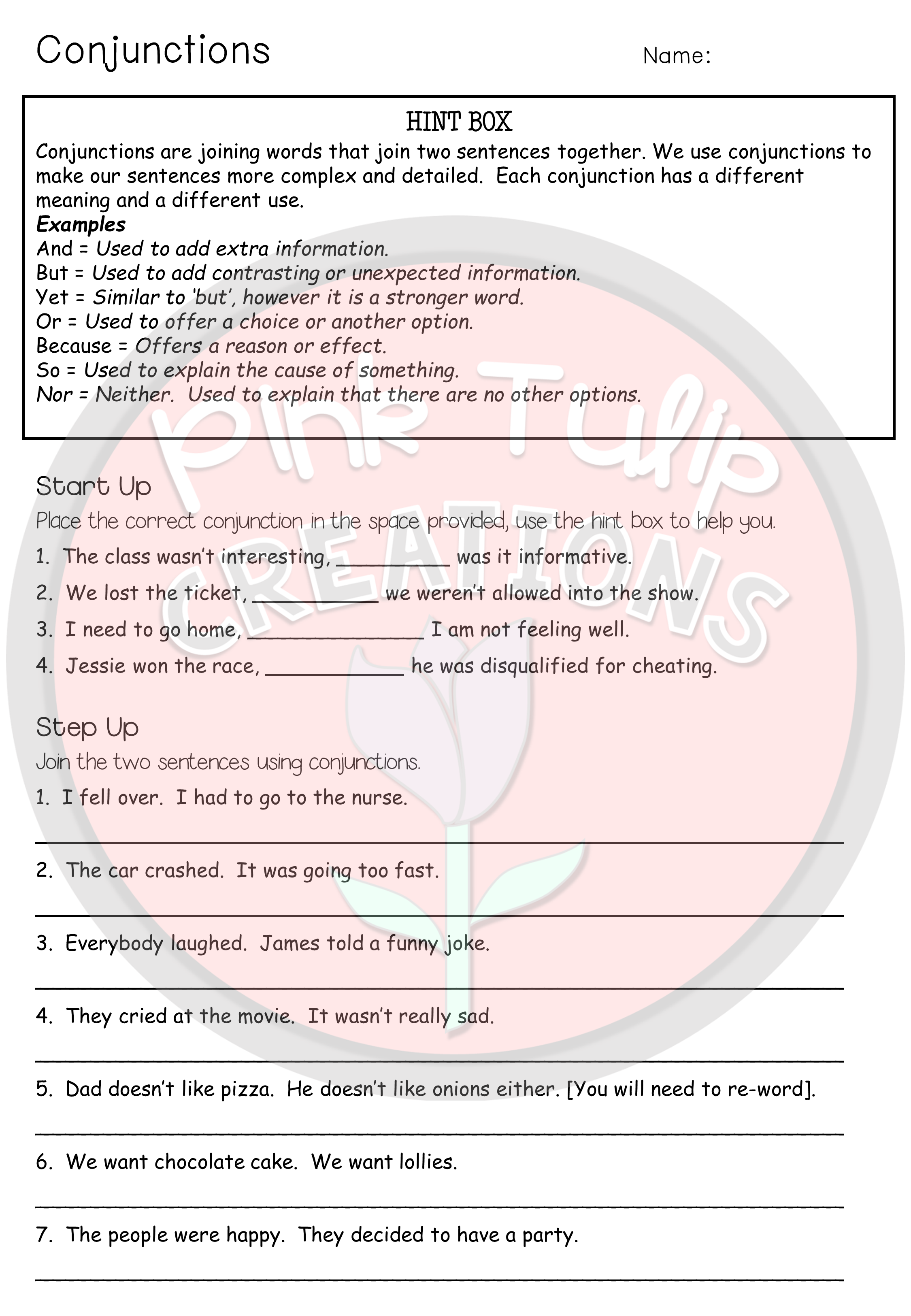 Grammar Worksheet Pack English Grammar Worksheets Grammar