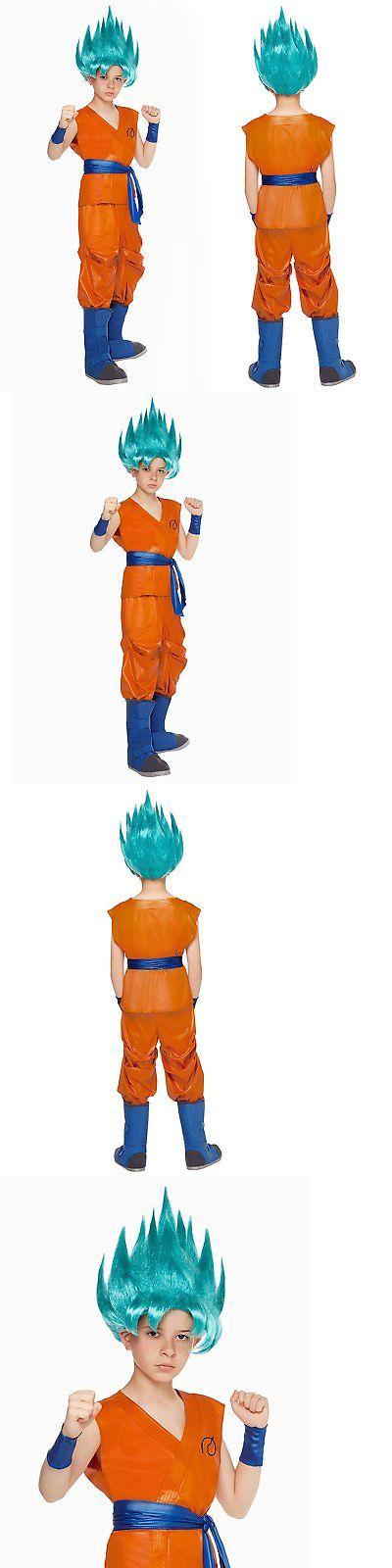 Unisex 86207 Kids Halloween Goku Costume Dragon Ball Z Resurrection F Trick Or Treat Party  sc 1 st  Pinterest & Unisex 86207: Kids Halloween Goku Costume Dragon Ball Z Resurrection ...