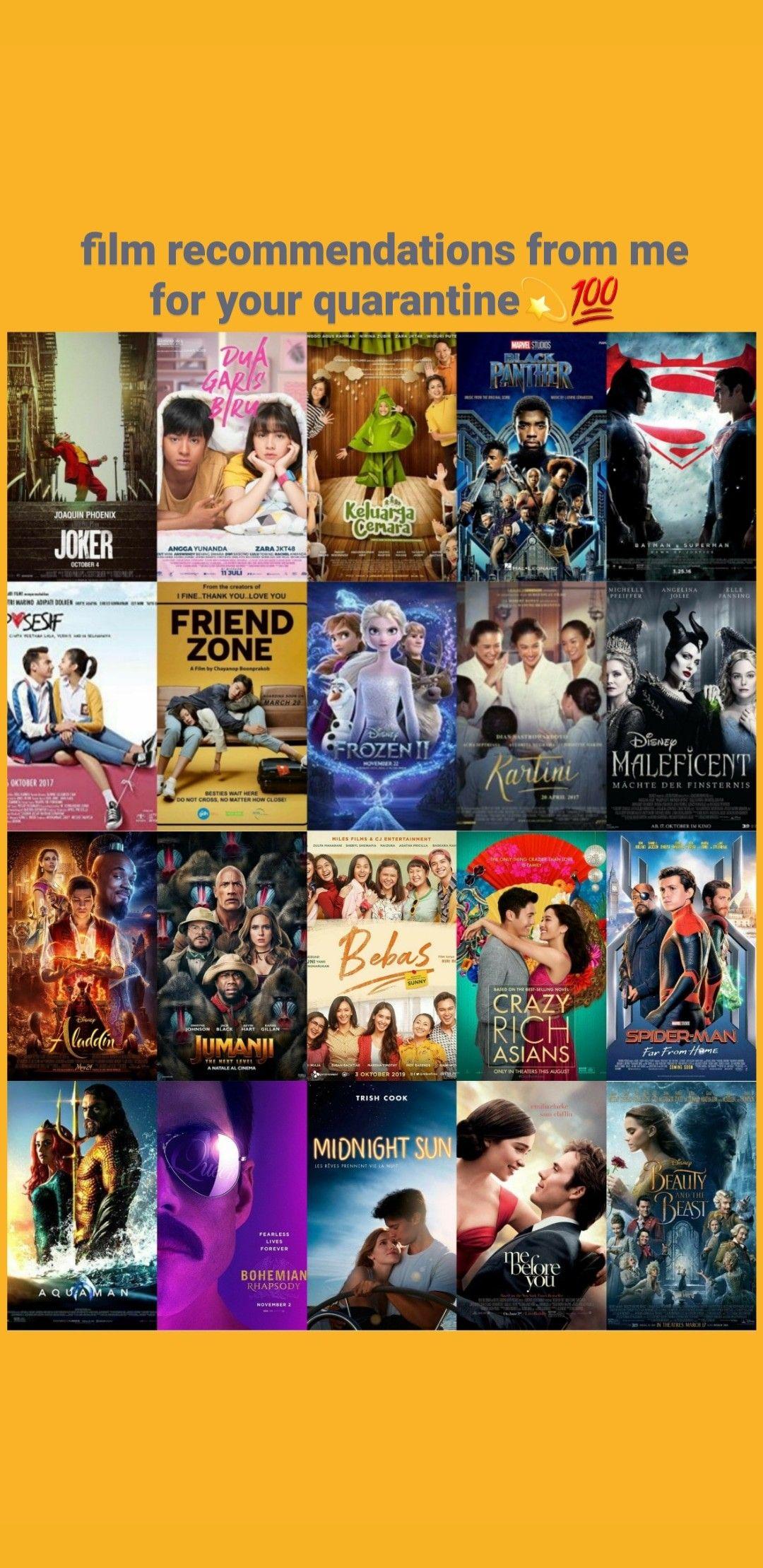 Rekomendasi Film Di 2020 Film Bagus Bioskop Seni Animasi